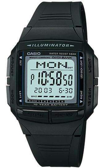 Image of   CASIO Databank Digit DB-36-1A Herreur