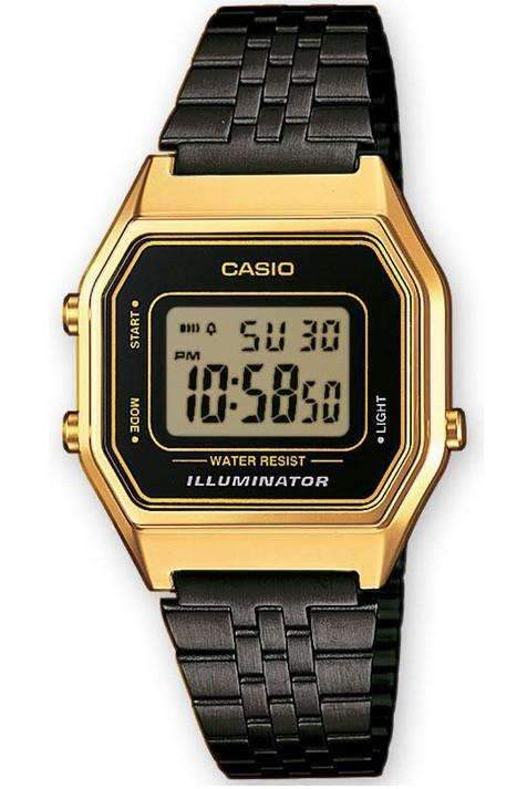 Image of   CASIO LA-680-WEGB Herreur