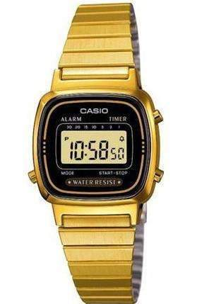 Image of   CASIO Vintage LA-670WG-1 Dameur