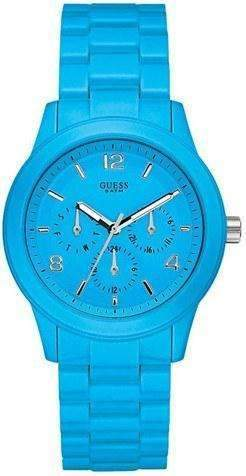 Ure - Guess - Mini Spectrum Azul W11603L5 Dameur