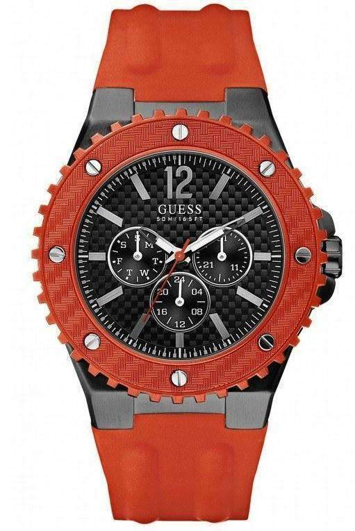 Ure - Guess Overdrive W11619G4 Herreur
