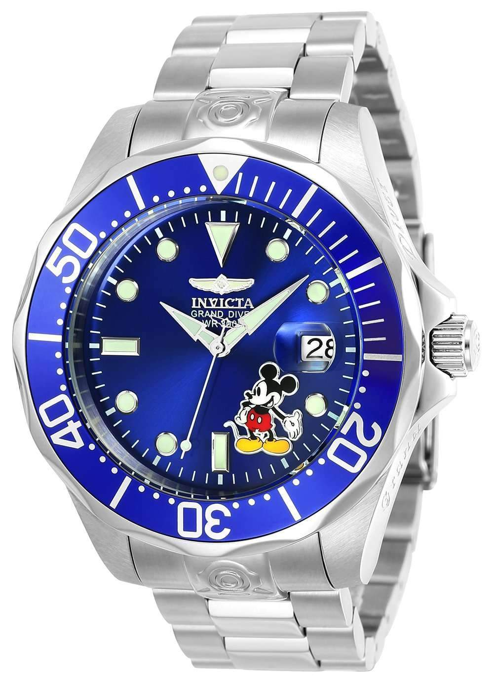 Image of   Invicta DISNEY LIMITED EDITION 24497 Herreur