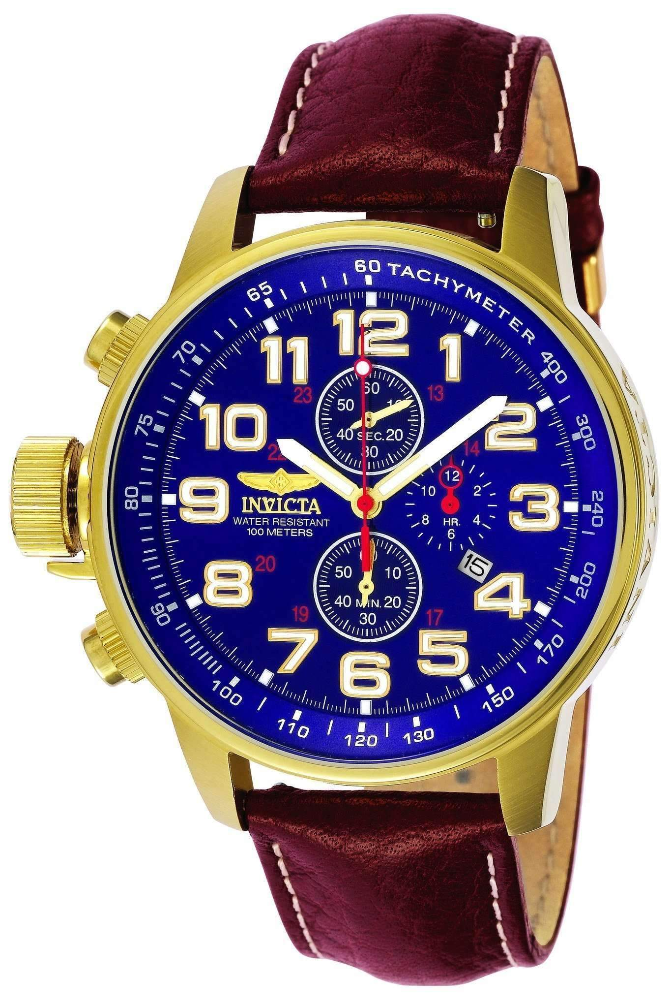 Invicta I-Force 3329 Herreur