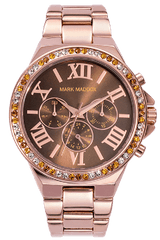 Mark Maddox - Pink Gold MM0013-43 Unisex - Muuio