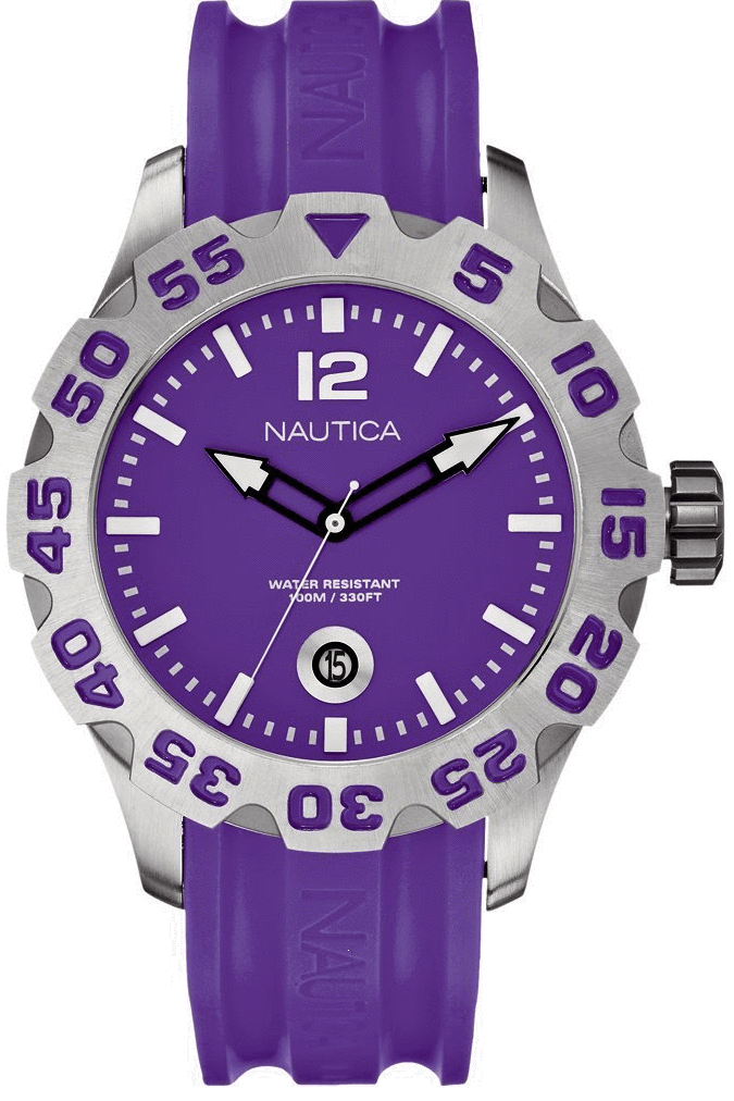 Image of   Nautica Mod. Bfd 100 A14606G - Herreur