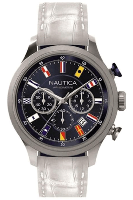 Ure - NAUTICA WATCH Mod. NCT 16 FLAGS NAI18516G Herreur