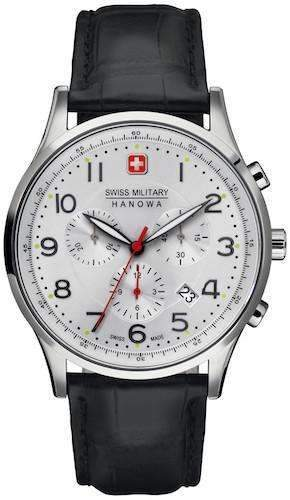 Image of   Swiss Military Hanowa Patriot 06-4187.04.001 Herreur