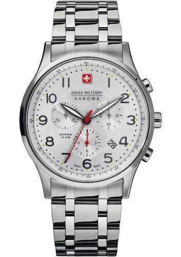 Image of   Swiss Military Hanowa Patriot 06-5187.04.001 Herreur