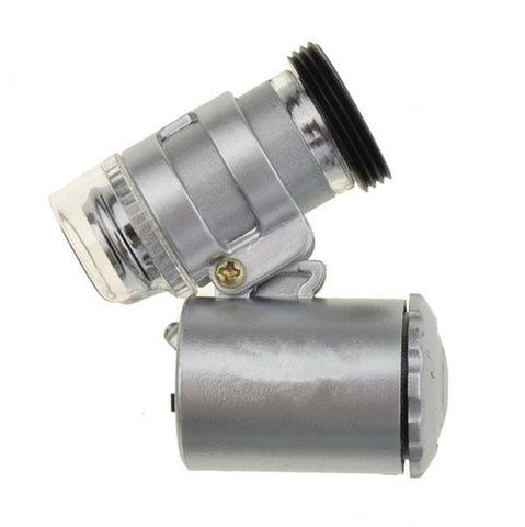 Mini 60X LED Magnifying Microscope