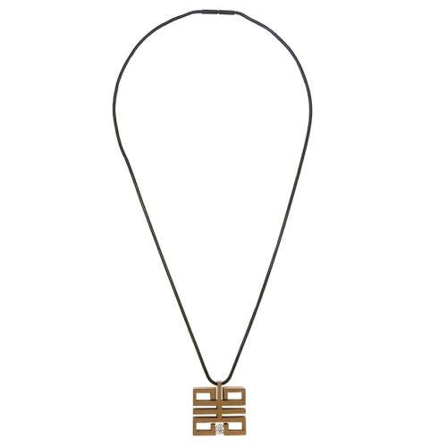 B.Tiff Felico Pendant Rose Gold Surgical Stainless Steel Tension .30ct CZ Cut - ILoveThatGift