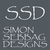 Simon Sebbag Sterling Silver Smooth Round Earrings E240 - ILoveThatGift