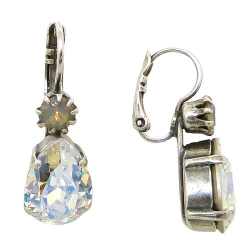 Mariana Handmade Swarovski Crystal Teardrop Earrings 1032/3 23439 - ILoveThatGift