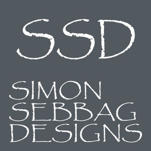 Simon Sebbag Smooth Large Sterling Silver Earring E2974 Post - ILoveThatGift