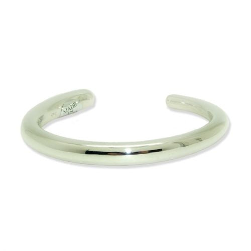 Simon Sebbag Sterling Silver 925 Smooth Thin Cuff Bracelet B1343 - ILoveThatGift