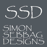 Simon Sebbag Hammered Hoop Earrings E2547 Pierced - ILoveThatGift