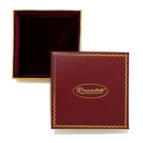 Ronaldo Forever Fellowship 811 Bracelet 14K Gold w Silver Wraps Friendship - ILoveThatGift