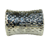 Simon Sebbag Sterling Silver Textured Slide Bead 79 for Leather Necklace - ILoveThatGift