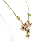 "Dogwood Necklace 17"" Adjustable by Michael Michaud 8104 - ILoveThatGift"