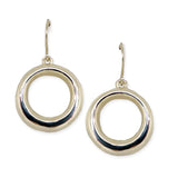 Simon Sebbag Sterling Silver Dangle Earrings E232