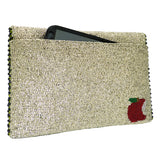 Mary Frances Evil Queen Beaded Crossbody Clutch Disney Snow White - ILoveThatGift