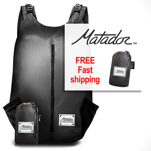 Matador FreeRain24 Waterproof Packable Backpack Daypack