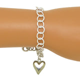 Wishnest Links Wishcharm Bracelet Love Heart by Alise Sheehan