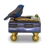 Mullanium Steampunk WIsh Box TWEET Handmade Artists Jim Tori Mullan - ILoveThatGift