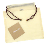 Chan Luu Scarf Soft Cashmere Silk Wrap Deep Taupe & Duster Bag - ILoveThatGift