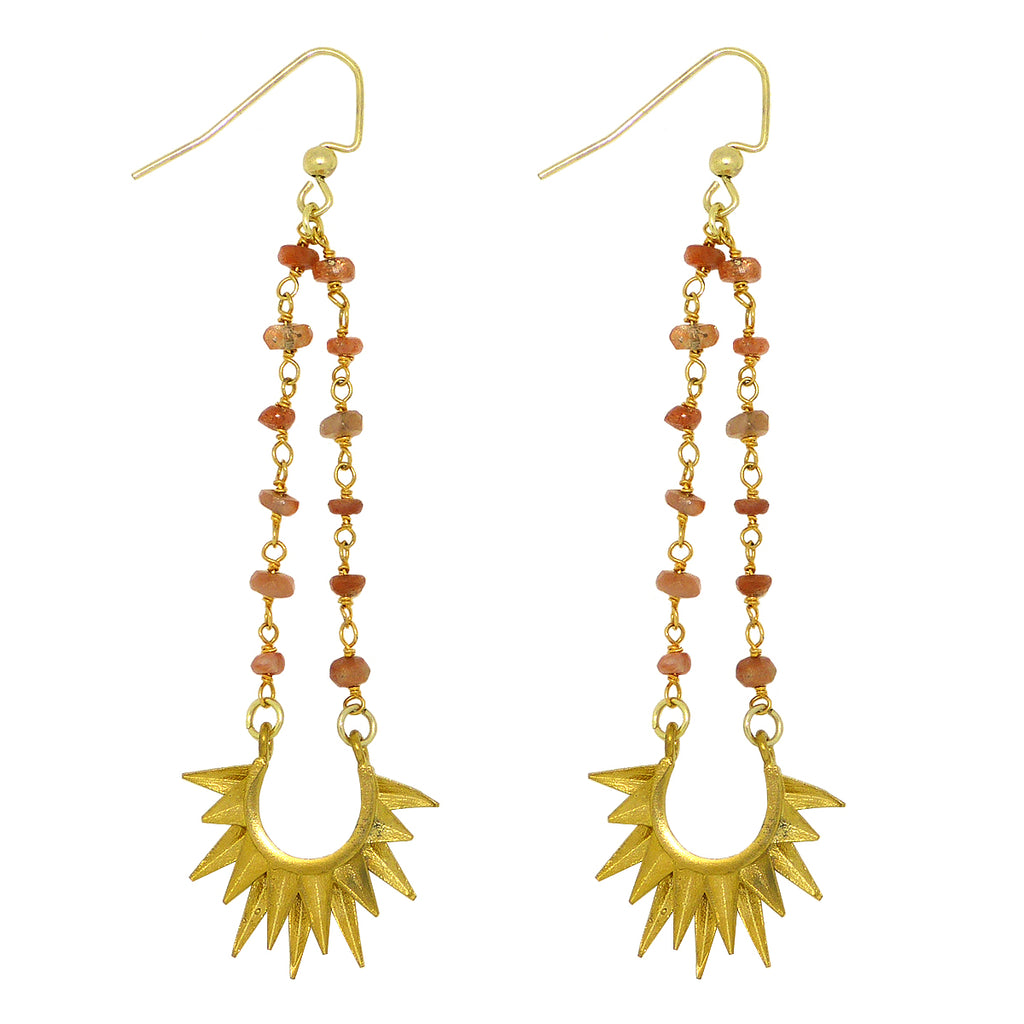 Hespera Soleil Hessonite Dangle Earrings Nordstrom's - ILoveThatGift