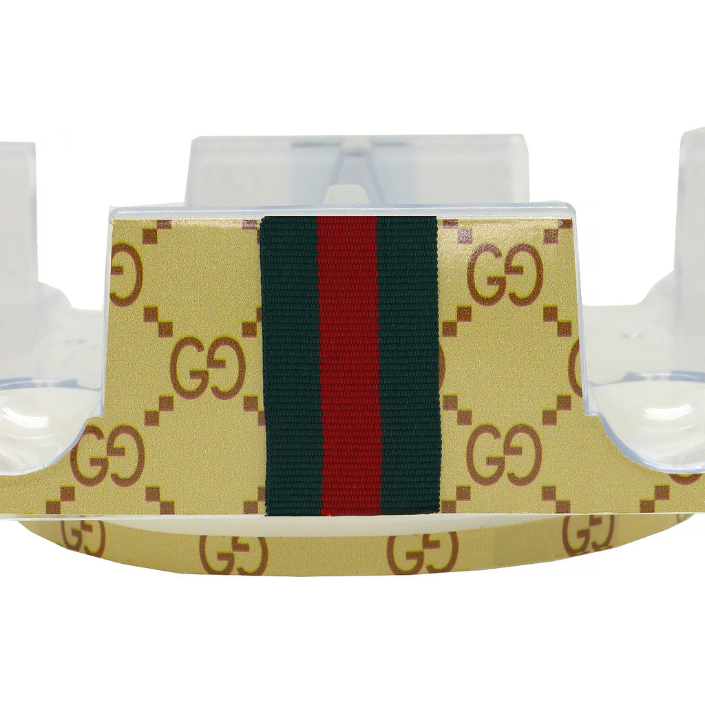 Custom Design Inspired Decorated Canasta Spinning Tray Gucci - ILoveThatGift