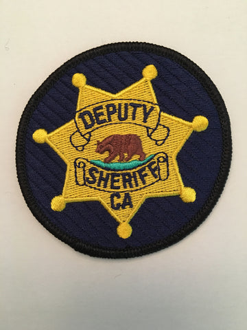Alameda County California Sheriffs Department Badge Patch