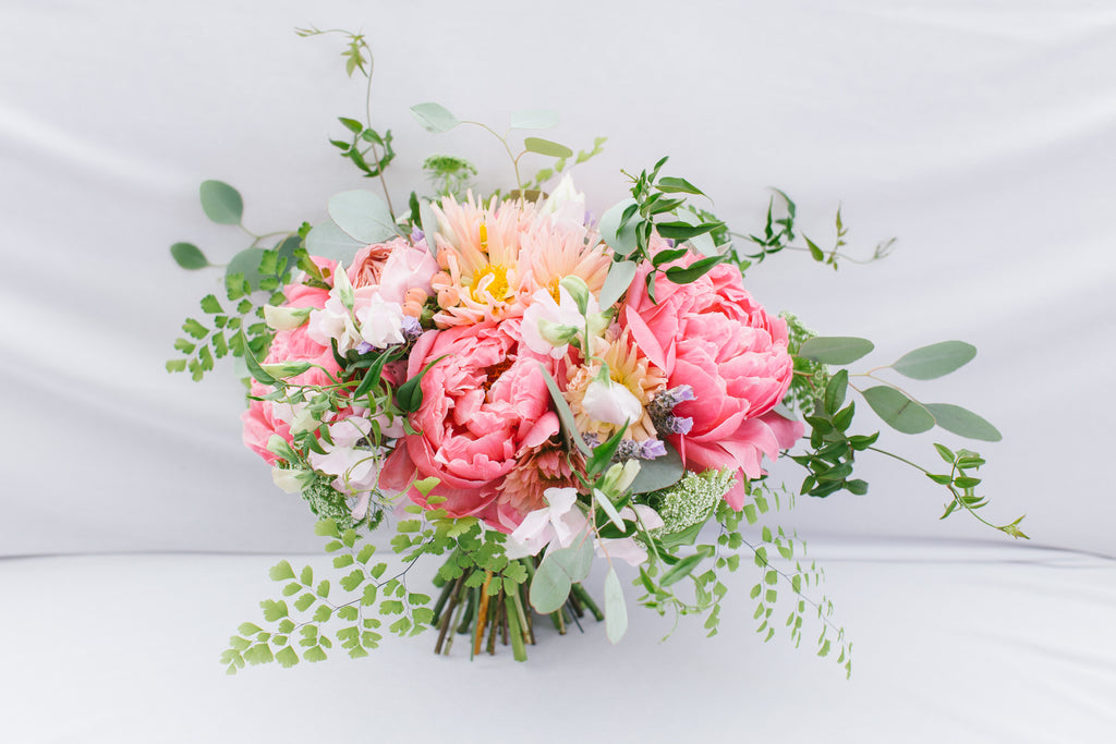 Bloom Floral and Foliage Bouquet