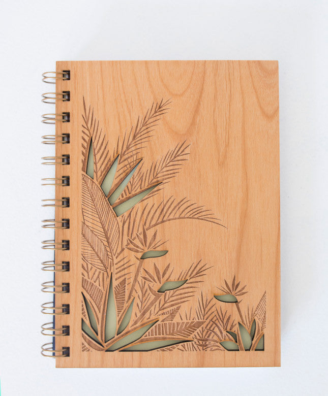 Birds of Paradise Notebook - Dalla Vita - 1