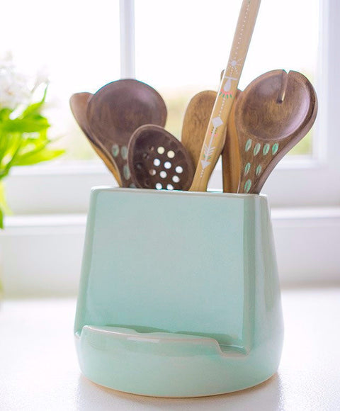 Utensil Organizer / Tablet, Book Stand - Dalla Vita - 1