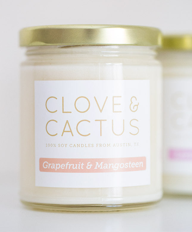 Clove and Cactus Candle - Dalla Vita - 5