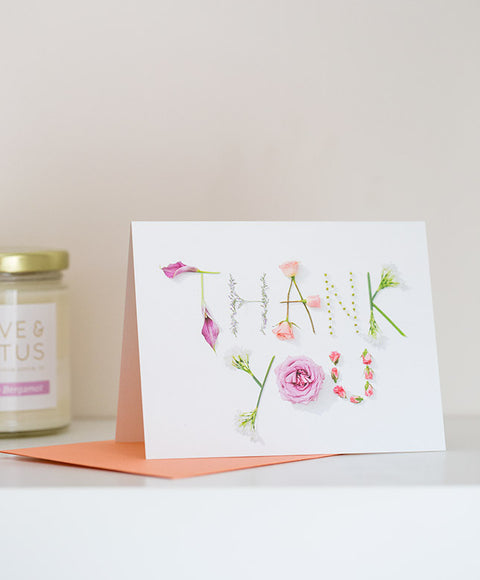 Thank You Card - Dalla Vita - 1