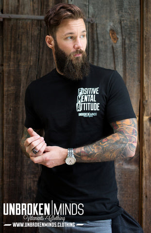 Positive Mental Attitude - T-shirt