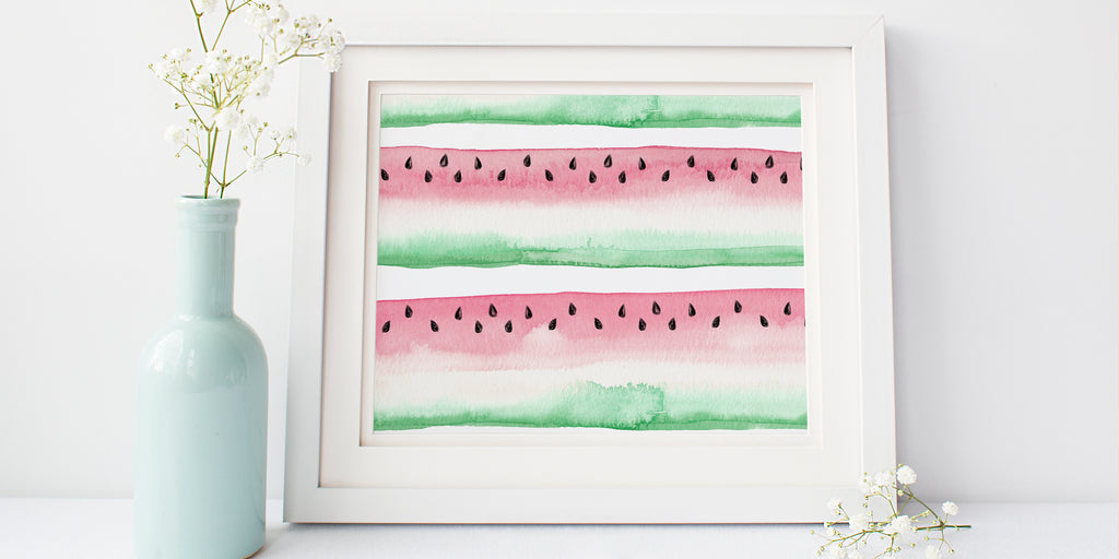 New Collection: Summer Vibes Are Here With Watermelon Designs