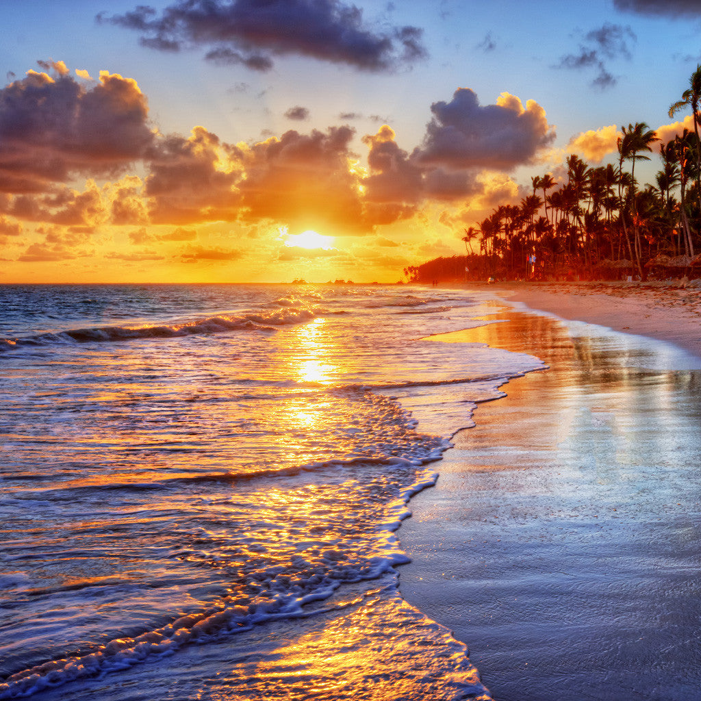 The 10 Best Beach Sunsets In The World