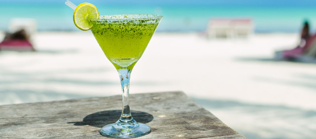 6 Tropical Cocktail Recipes For The Beach