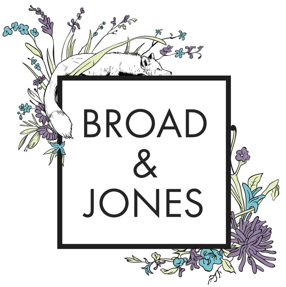 Broad & Jones Fox Logo