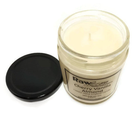 100% Soy Candle - Hand Poured