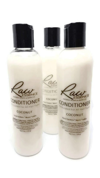 Handcrafted Natural Conditioner