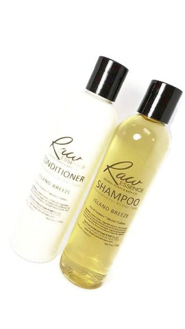 Handcrafted Shampoo & Conditioner Set