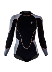 Maiô Neoprene 1.5 mm - VÊNUS SURF - Back Zip - Truzz Multisports
