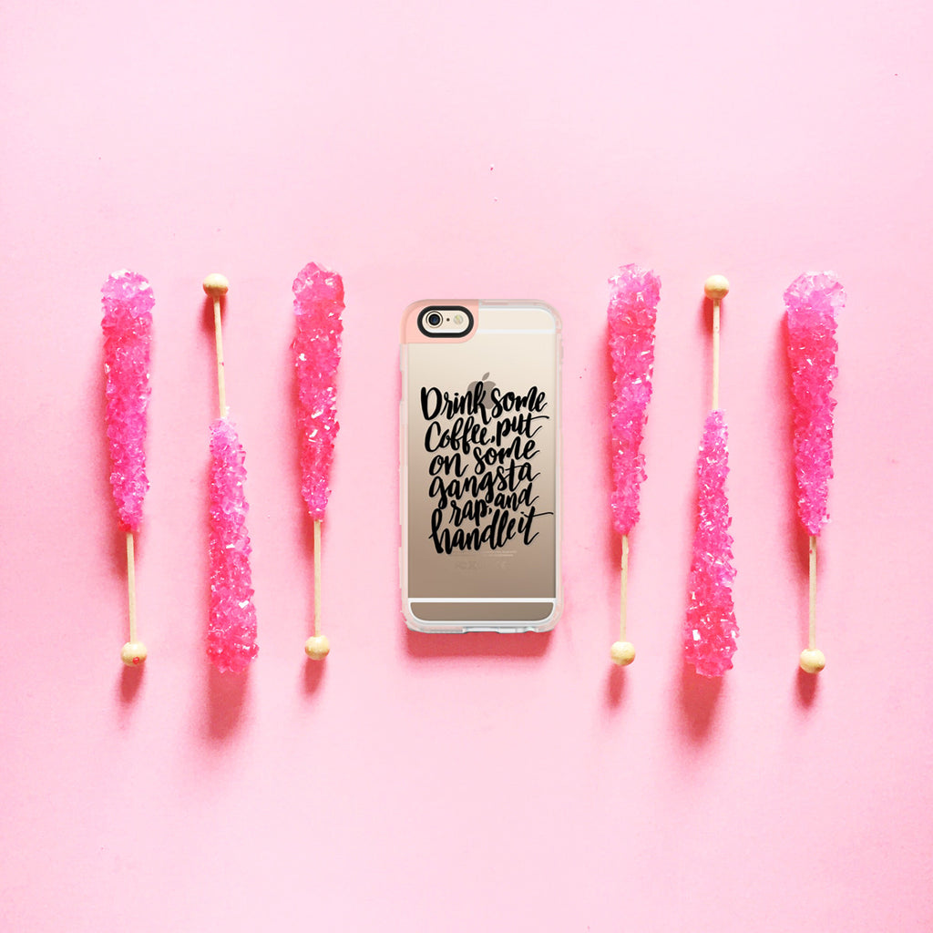 glitter and bold pvc background instagram flat lay