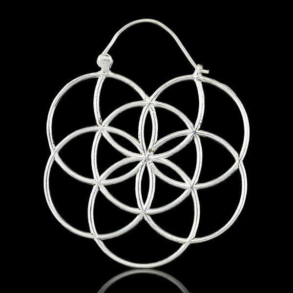 <span>ASE-386<span>: </span></span>Flower of Life Hoops