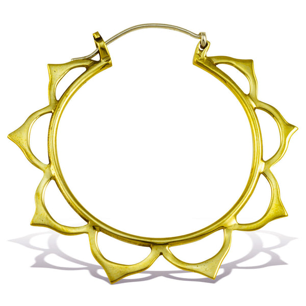<span>BRES-065<span>: </span></span>Sunrise Hoops - Silver Post