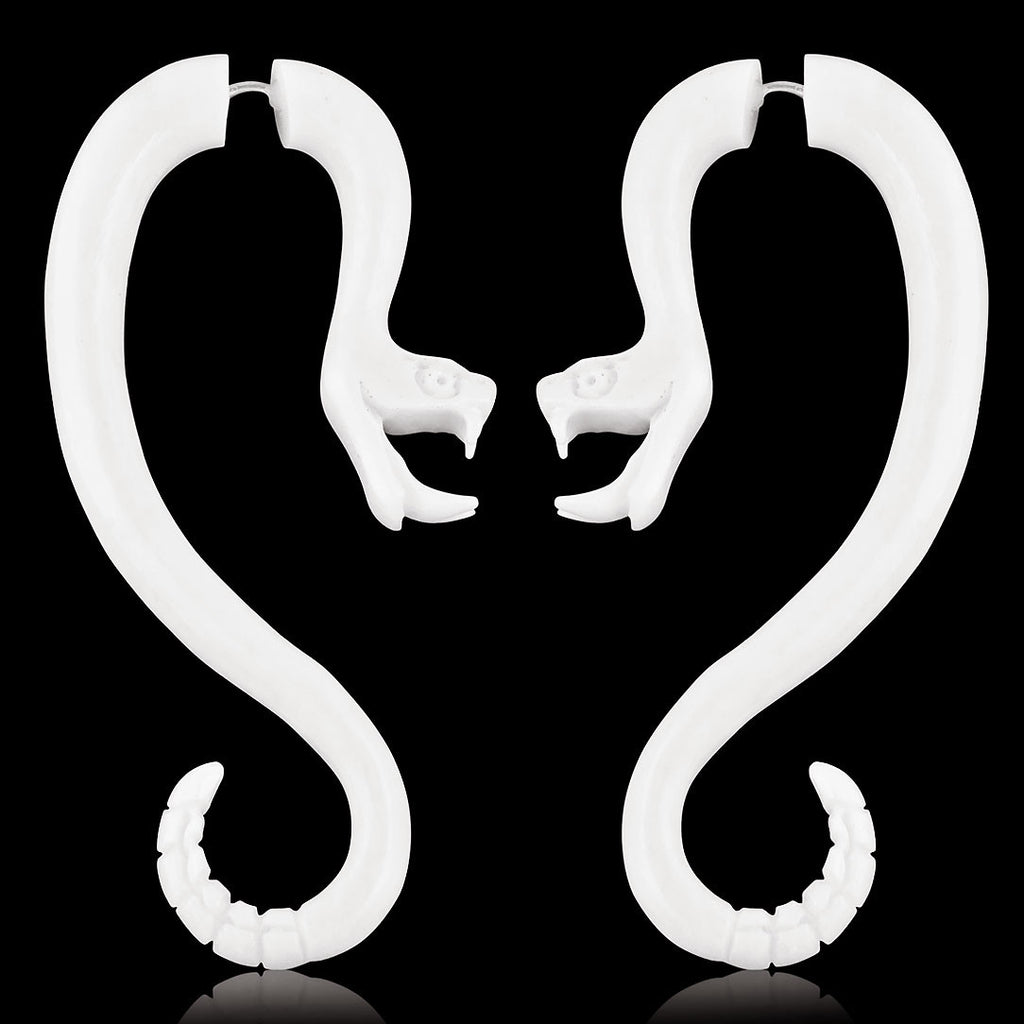 <span>EFB-374<span>: </span></span>Serpent Curls - Bone