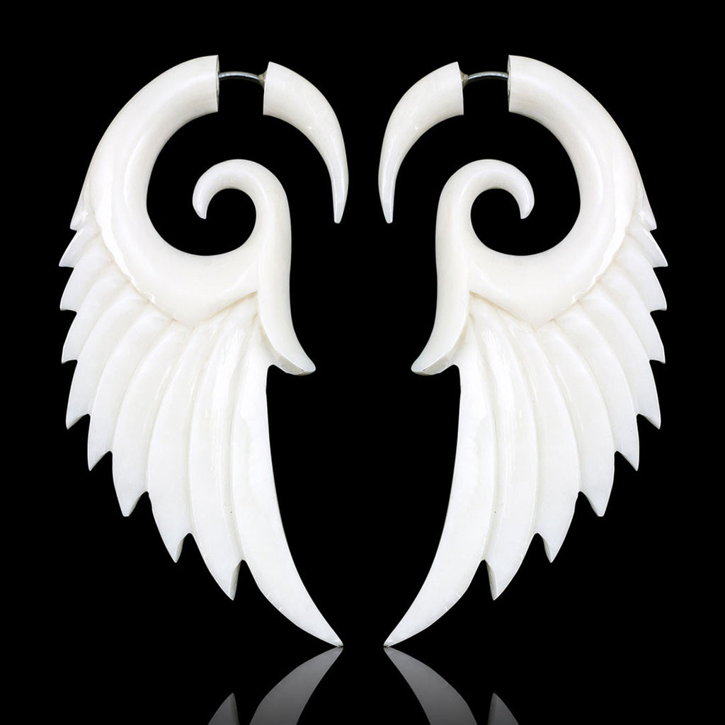 <span>EFB-835<span>: </span></span>Angel Wings - Bone